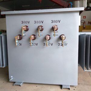 ISOLADOR 2 (modelo a óleo com radiador)